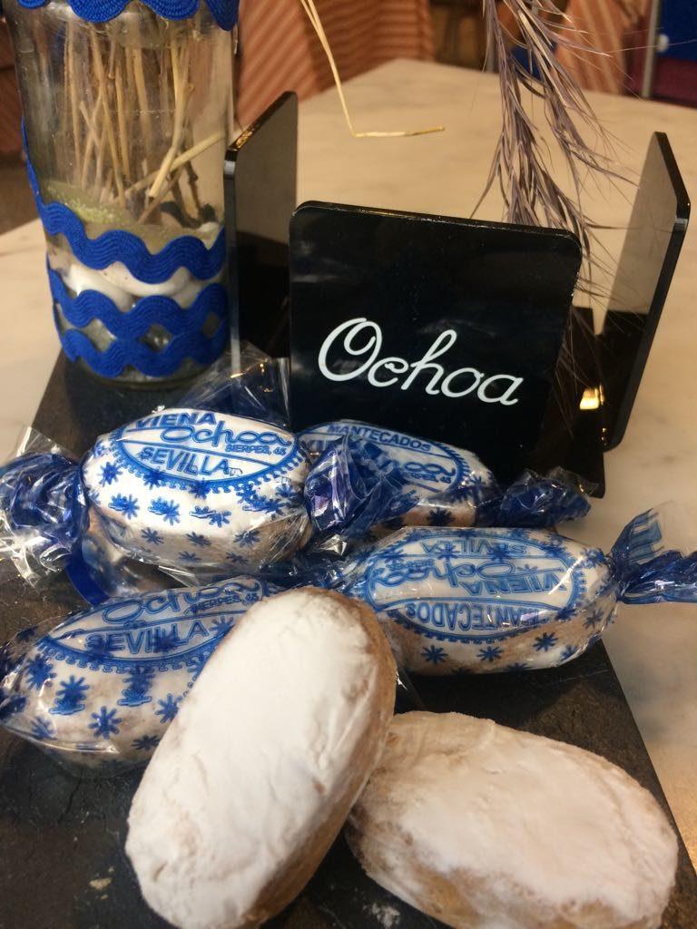 Mantecados Viena con un toque de almendra